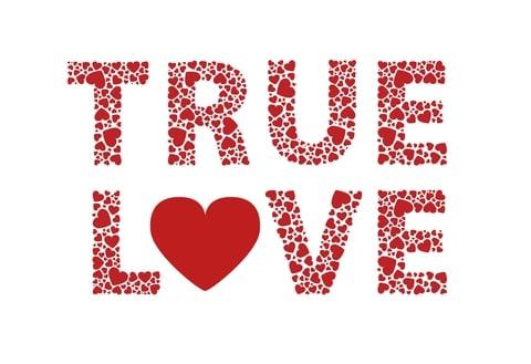 Ægte kærlighed - Hvordan ser det ud i virkeligheden