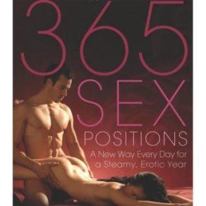 365 forskellige sex stillinger i én bog, en ny stilling til hver dag? Bog om sexstillinger