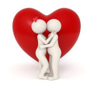 Konflikter kommer i vejen for et godt parforhold