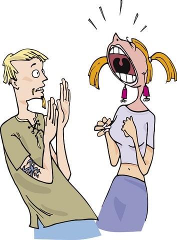 Er det KUN den jaloux part, der laver møg i parforholdet?