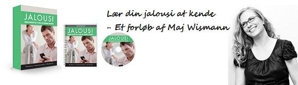 Lær din jalousi at kende - Et 6 dages online forløb af Maj Wismann
