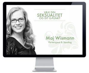 Væk din seksualitet og dit G-punkt - Lær at få din første orgasme - Gpunkt