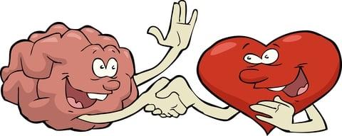 Foredrag om parforhold - Hjerne og hjerte