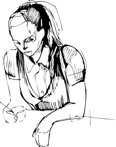 Dagbogen blev Cathrines bedste ven, da hendes mand var utro