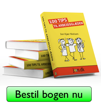 100 tips om arbejdsglæde