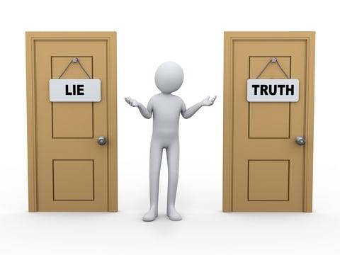 Hvad er løgn, fortielse og ærlighed?