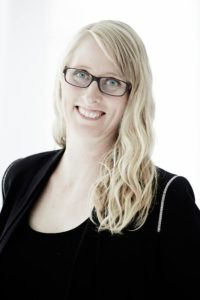 Dorte Kildegaard hjælper med træning af bækkenbund