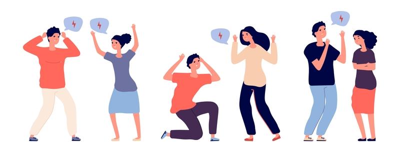 Stærke par har også konflikter - Forskningsbaseret parterapi
