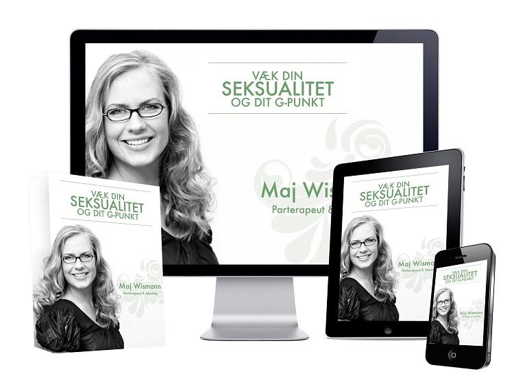 Væk din seksualitet og dit G-punkt online workshop