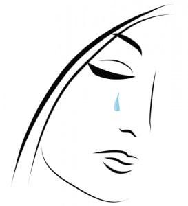 En smerte som utroskab er altså næsten ubærlig at gå med alene.