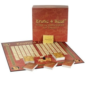 Erotic4Real Erotisk Spil