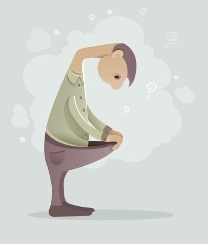 For tidlig sædafgang – Ung fyr er fortvivlet