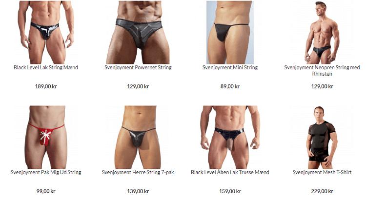 G streng til mænd – Hvor køber jeg det på nettet?