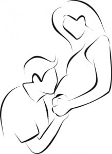 Man kan opleve både manglende lyst, men også tørre slimhinder under en graviditet