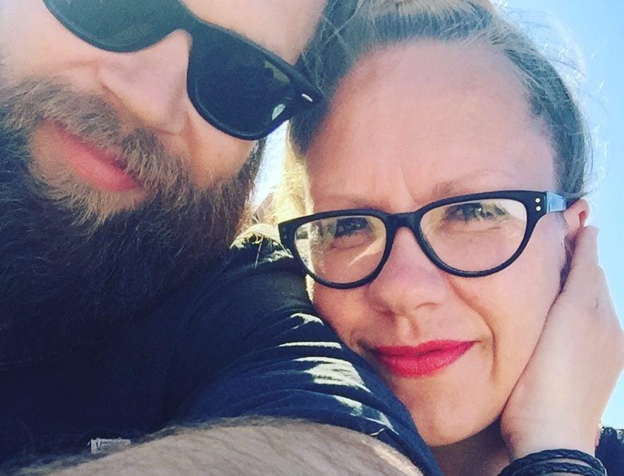 Maj og Mads: Sådan passer vi på kærligheden – og på hinanden
