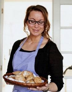 Katrine Juul underviser i kost mod stress