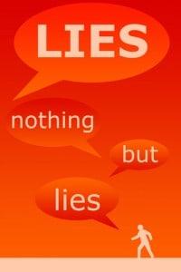 Løgn - Det hele er jo løgn