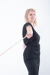 Michelle Corydon BDSM og SM mentor
