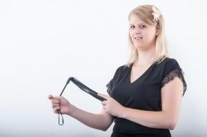 Michelle Corydon underviser i BDSM for begyndere
