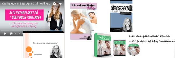 Online kurser om parterapi