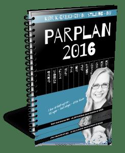 ParPlan 2016 - Forside