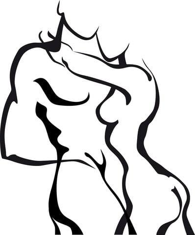 Рисуноки голых женшиг 25 фотография