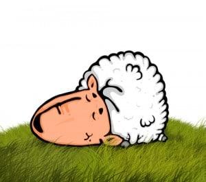 Søvn er god hjælp til stress