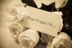 Undskyld - kan du tilgive mig?