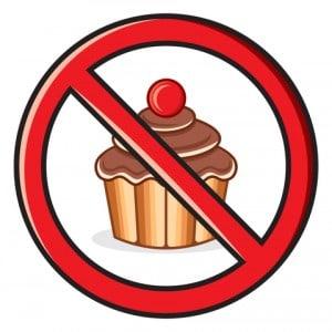Sukker, kager og kaffe er ikke god hjælp til stress