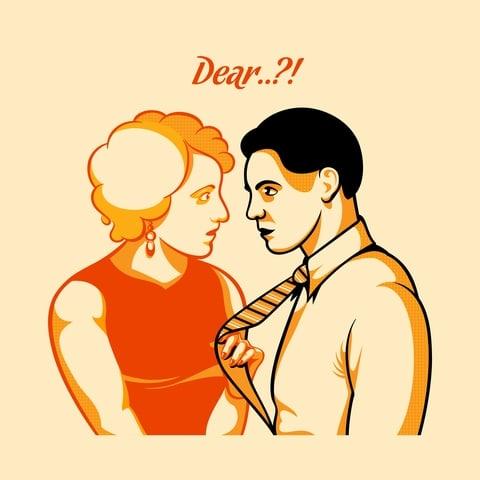 Tør du konfronterer din partner, når du opdager tegn på utroskab