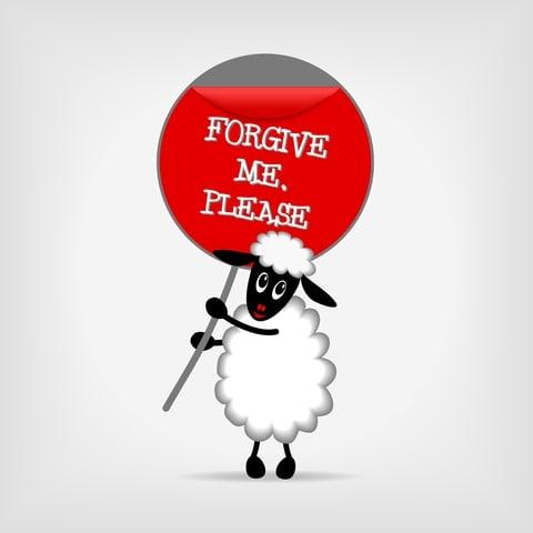 Når tilgivelse ikke er nok