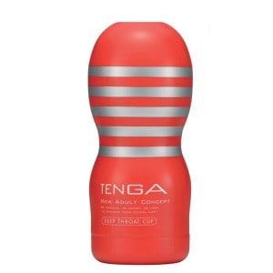 Sexlegetøj til mænd - Tenga Deet Throat Cup får en tæskelækker 3. plads