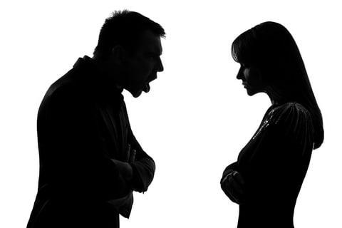 De 5 største problemer i parforholdet